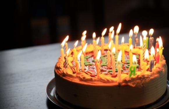 nauka niemieckiego dla opiekunek - tort urodzinowy