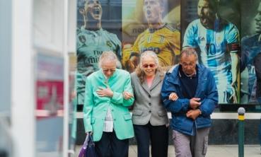 udar u osoby starszej
